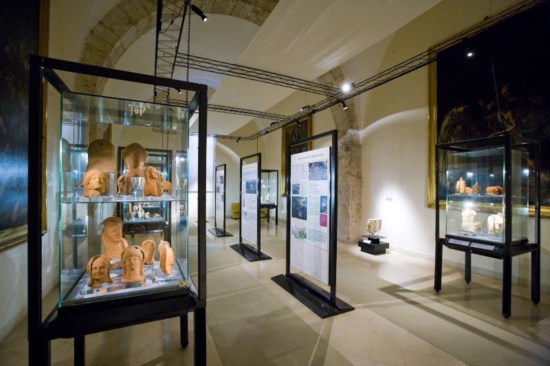 Abbazia di Casamari, Museo archeologico